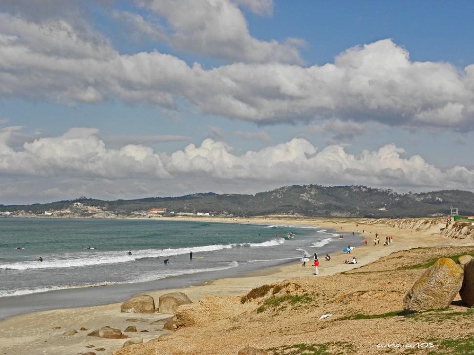 Playa de A Lanzada - O Grove - Rias Baixas Turismo - Visitar Galicia