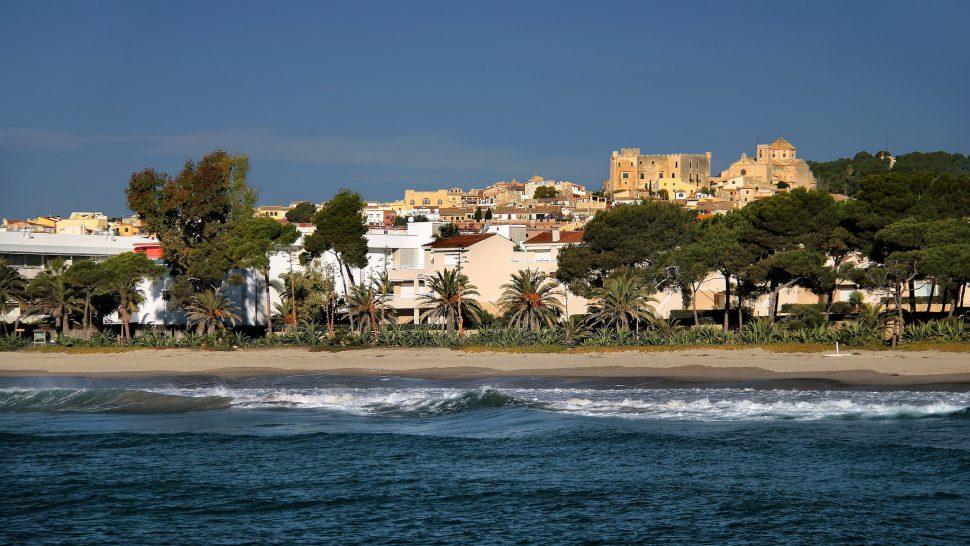 Playas de Altafulla - Costa Dorada Playas
