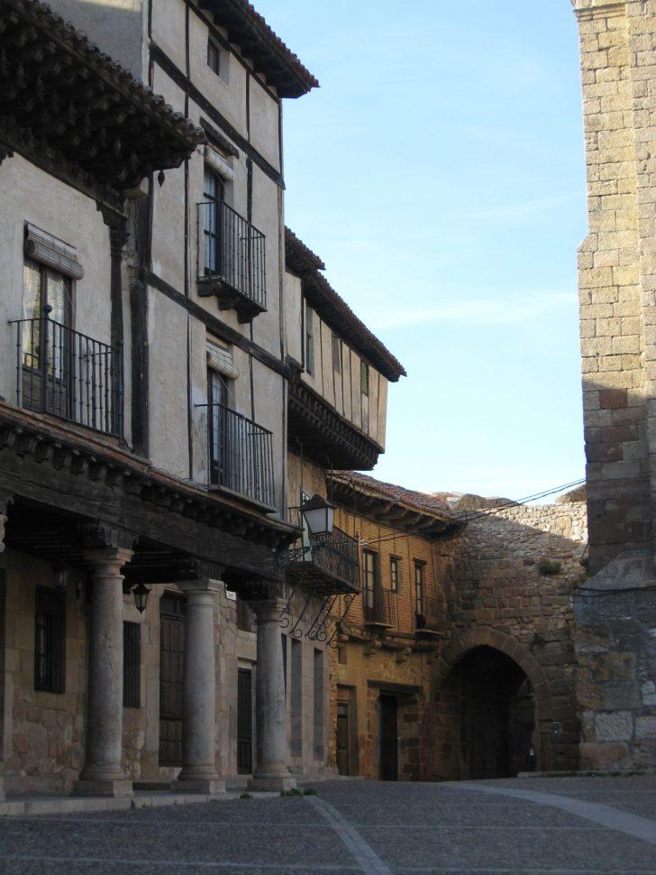 Plaza del Trigo - Qué ver en Atienza