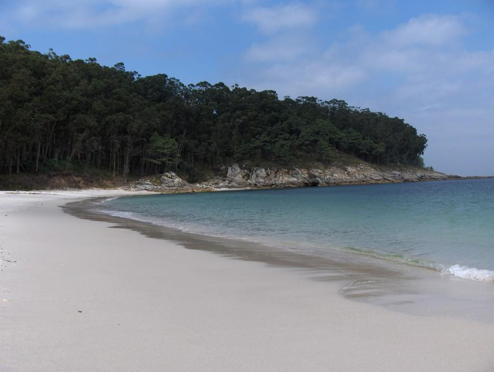 Islas Cíes - Turismo por las Rias Baixas