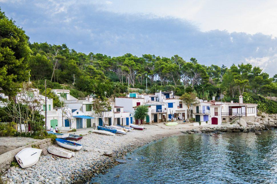 Cala S'Alguer - Palamós - Costa Brava Playas