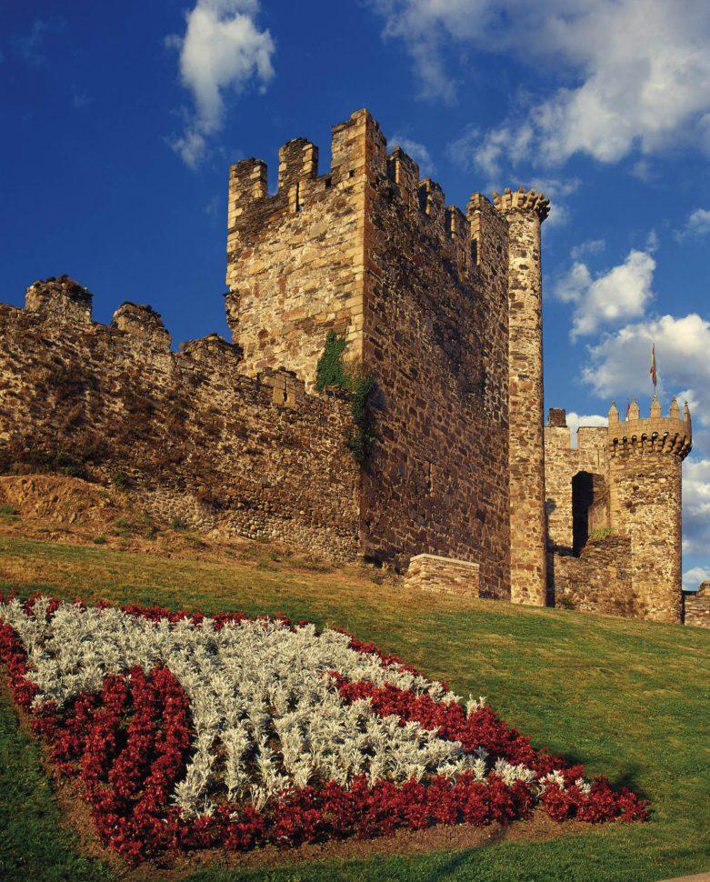 Castillo Templario - Ponferrada qué ver