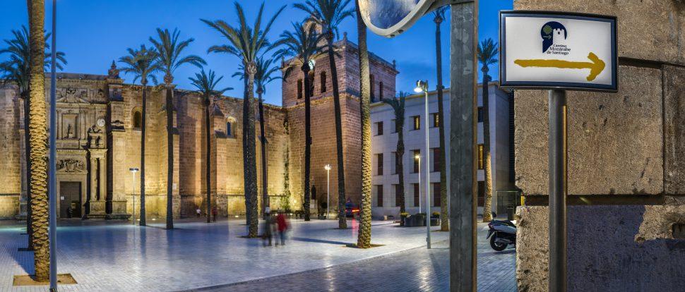 Catedral de Almería. Visitar Almería