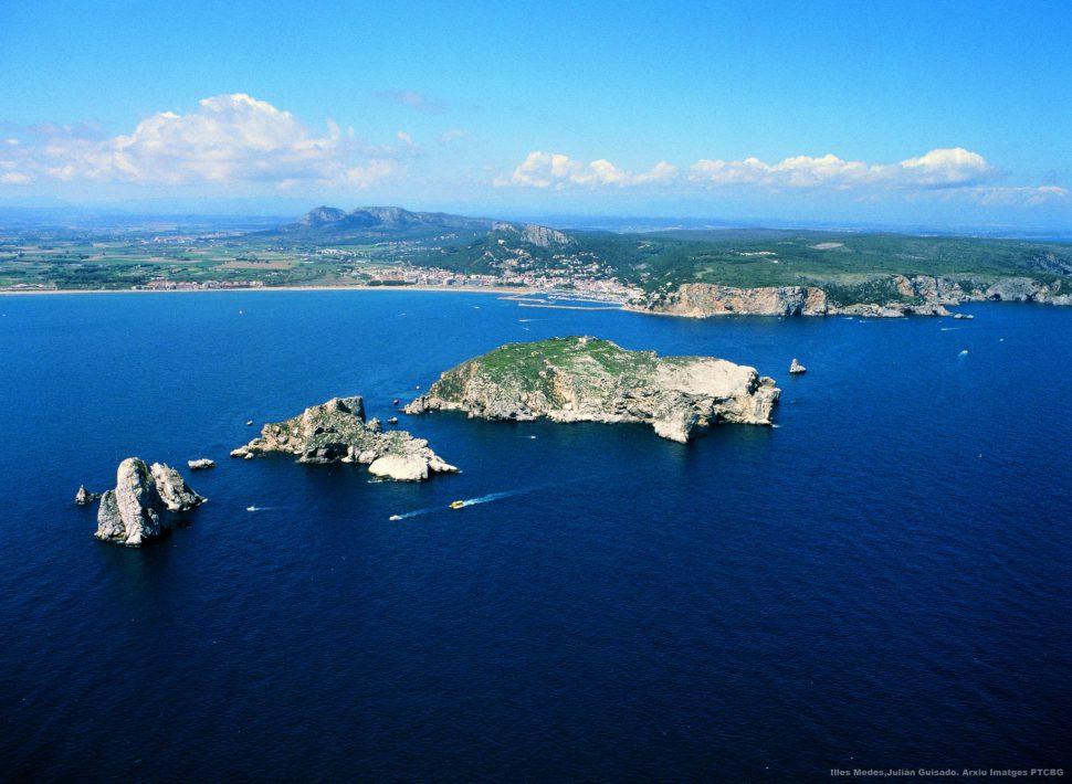 Islas Medas - Costa Brava Turismo