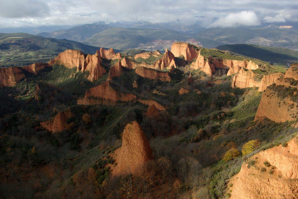 Las Médulas - El Bierzo - Ponferrada Turismo