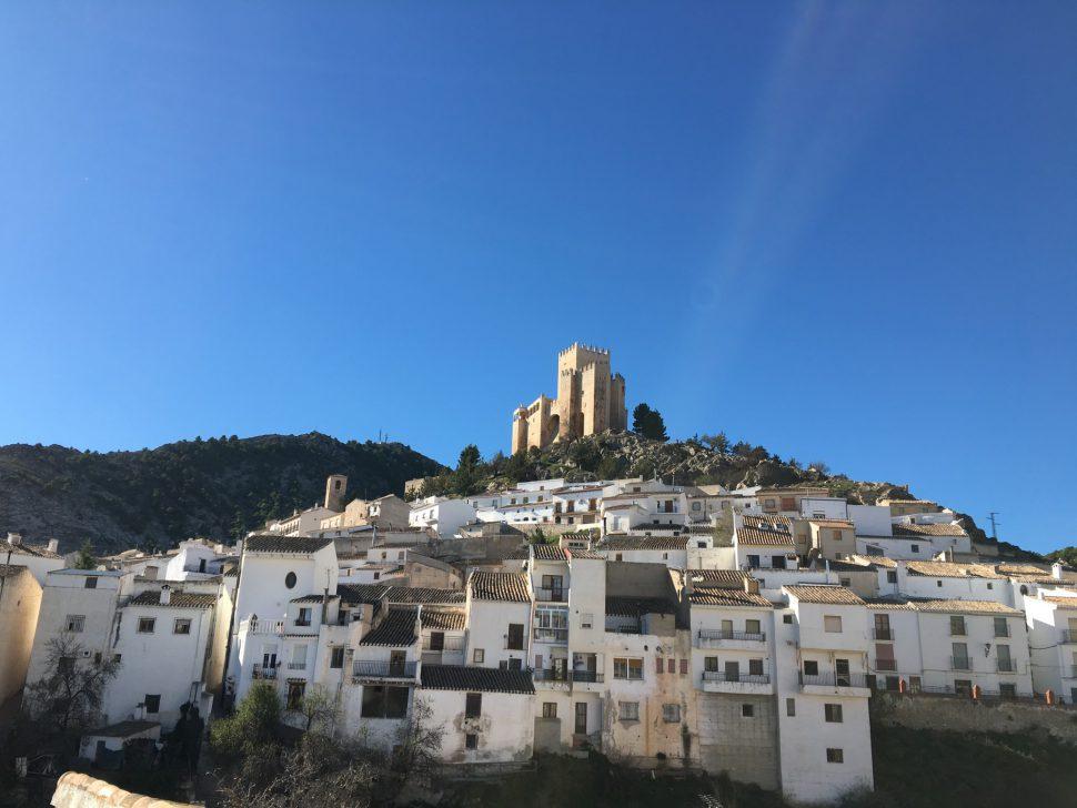 Vélez Blanco - Almería provincia - pueblos de Almería