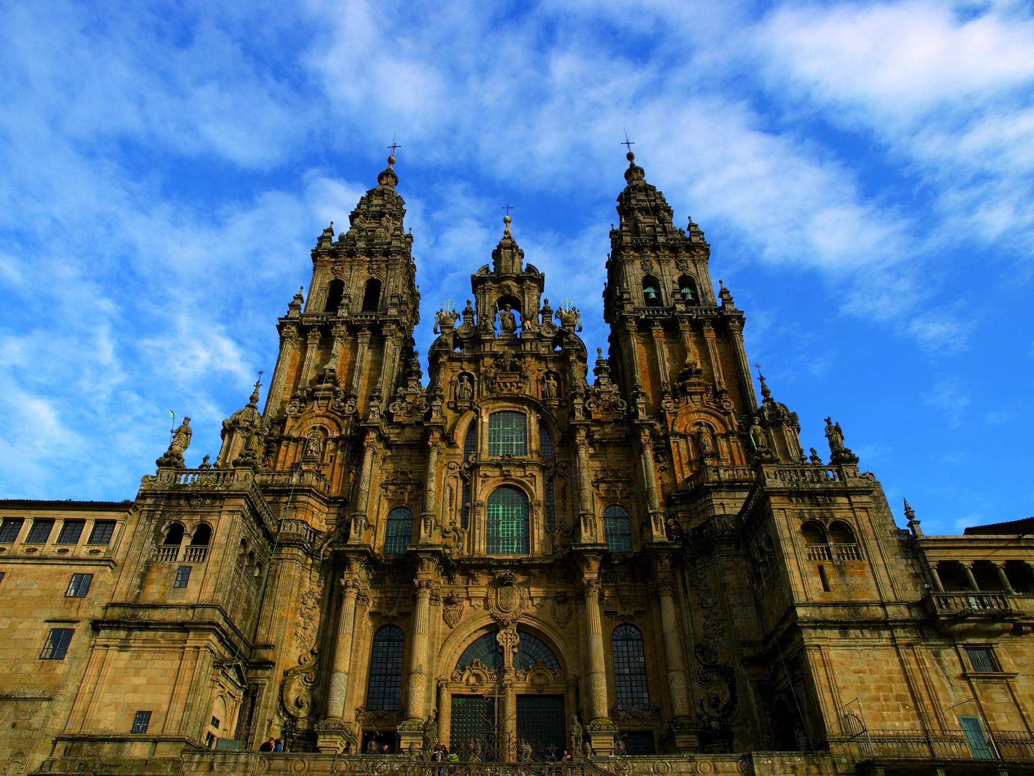 Catedral de Santiago - Camino Santiago