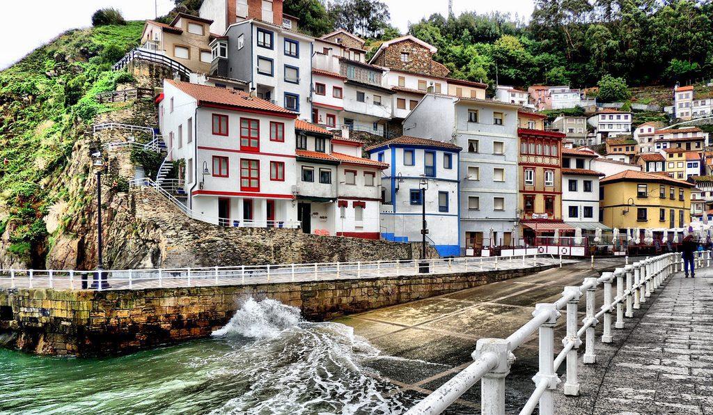 Cudillero - Pueblos Asturias