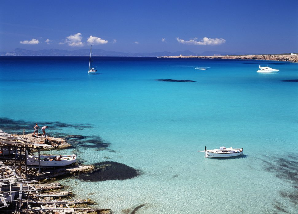 Playas Formentera - Baleares Turismo