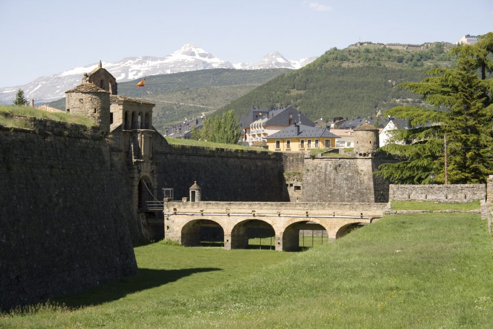 Jaca - Camino Santiago etapas
