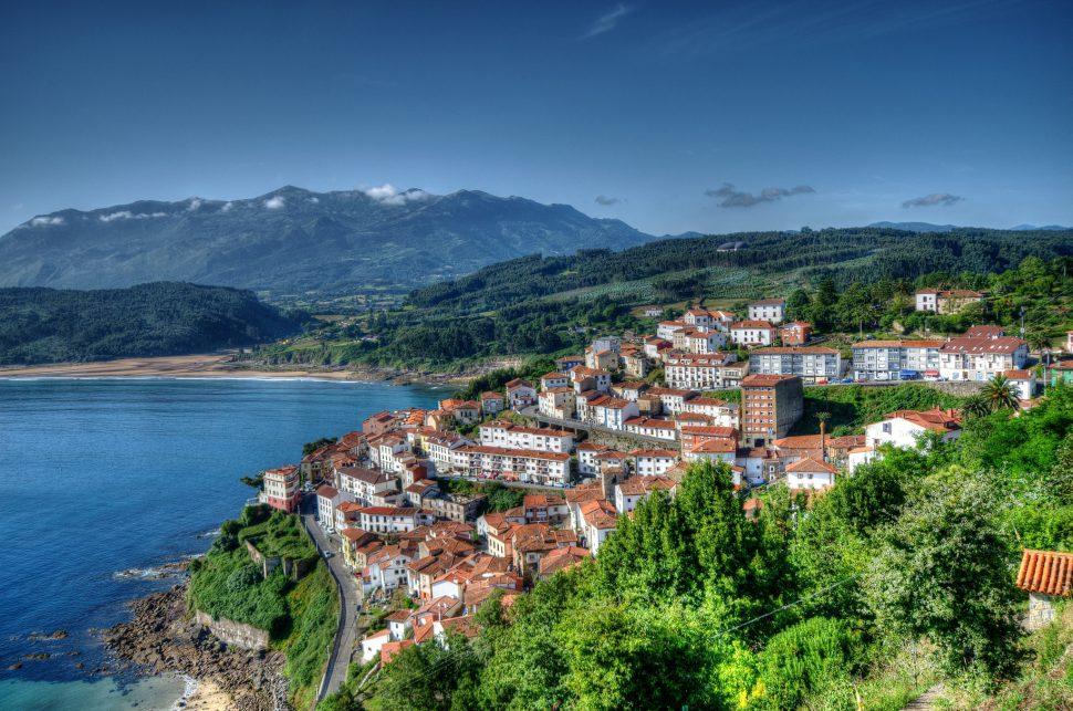 Lastres - Pueblos bonitos Asturias