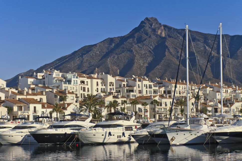 Marbella - Málaga Destinos de Playa en España