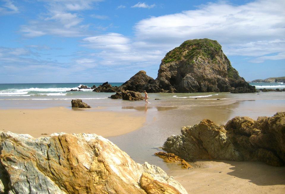 Playa de Peniaronda - Pueblos Asturias costa