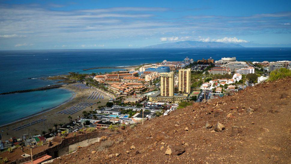Playa de las Américas - Tenerife - Canarias - Destinos de playa en España