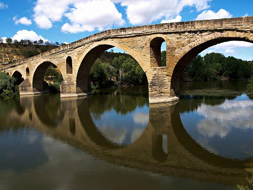 Puente la Reina - Camino Santiago etapas