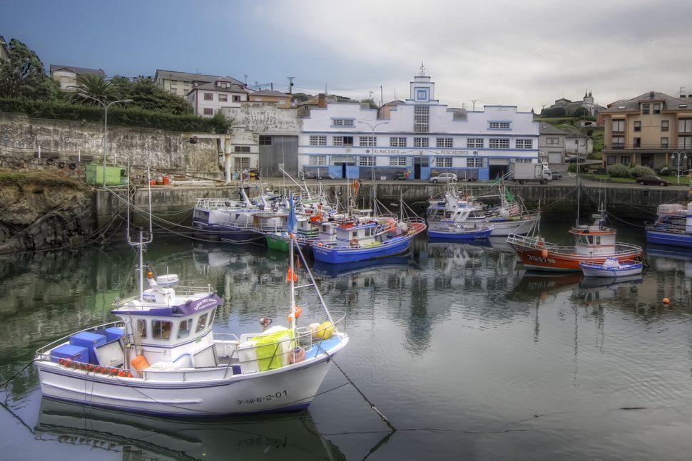 Puerto de Vega - Pueblos Asturias