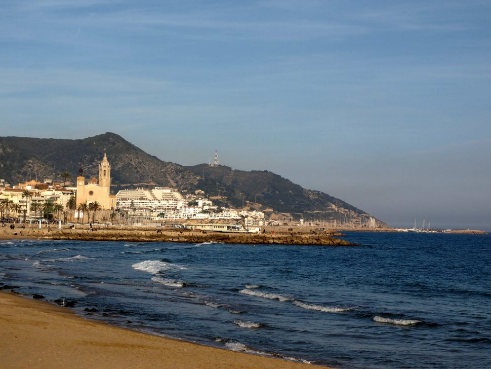 Sitges - Barcelona - Destinos playa