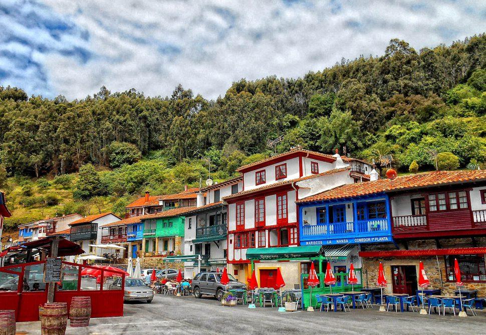 Tazones - Pueblos bonitos Asturias