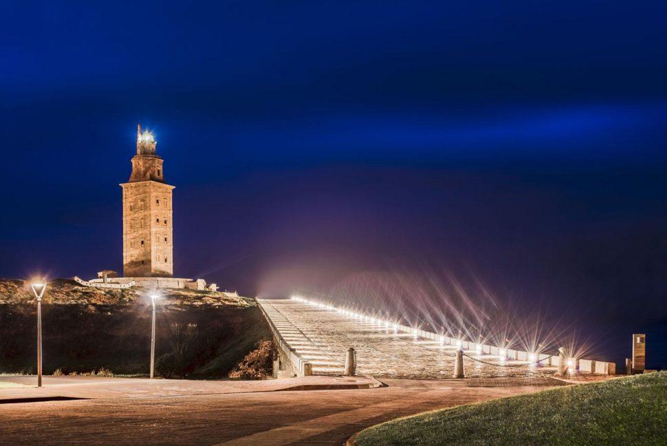 Qué visitar en La Coruña. Qué ver en la Coruña - Viajar por España