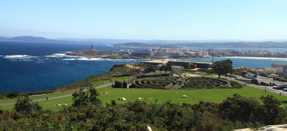 Turismo La Coruña - viajar en furgoneta por España