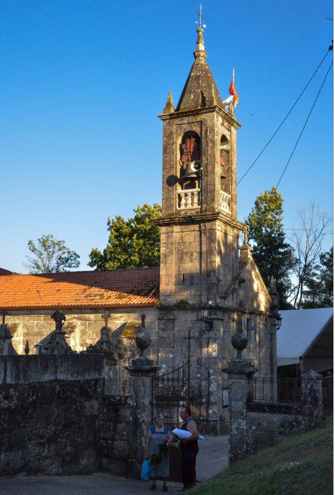Santa Marta de Ribarteme ataúdes
