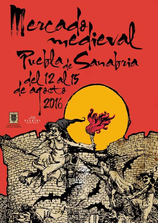 Programa Puebla de Sanabria Mercado Medieval 2016