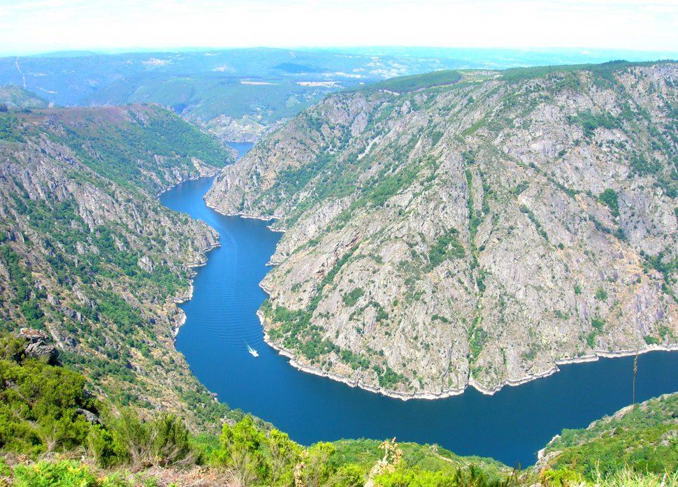Cañón del Sil - Ribera Sacra - Ourense Turismo