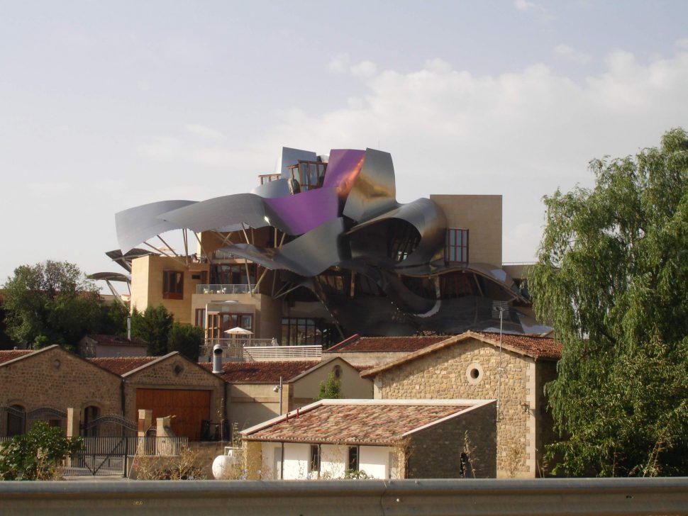 Ciudad del Vino - Elciego - Pueblos bonitos del País Vasco