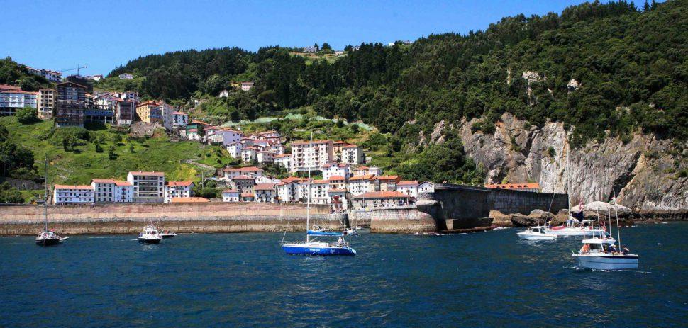 Elantxobe - pueblos bonitos del País Vasco