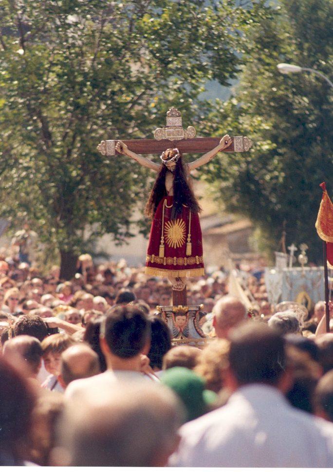Romería Cristo del Caloco - Cristo del Caloco El Espinar