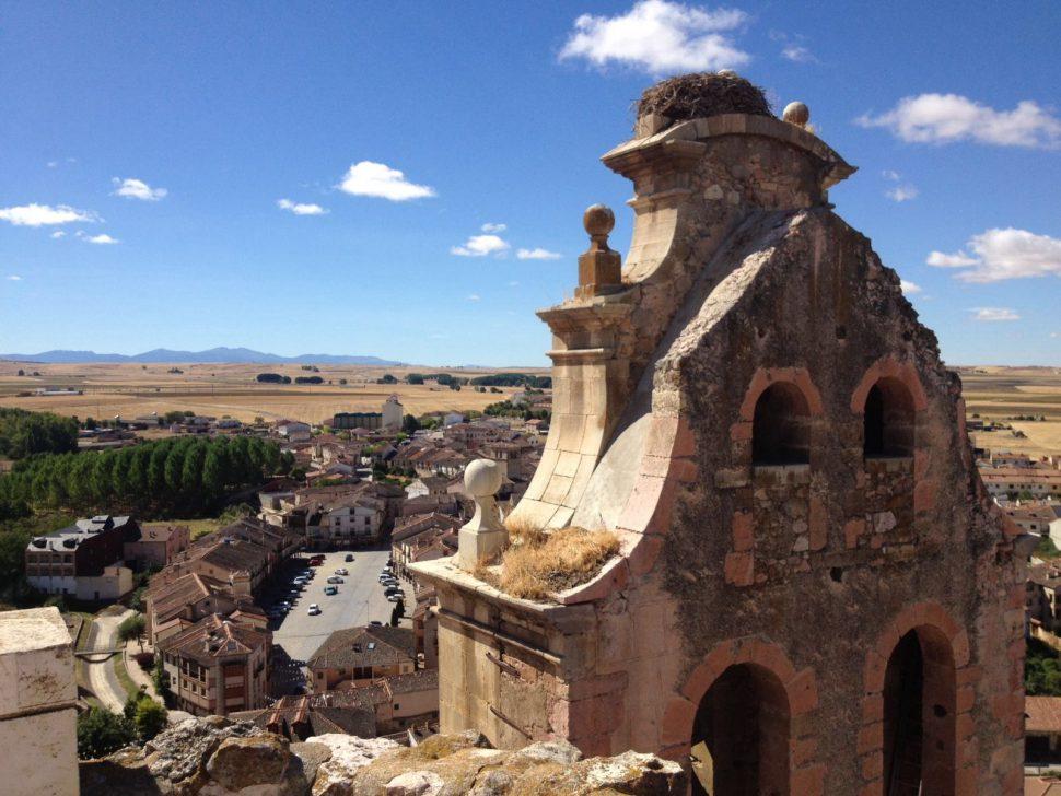Castillo de Turégano - Visitar Segovia
