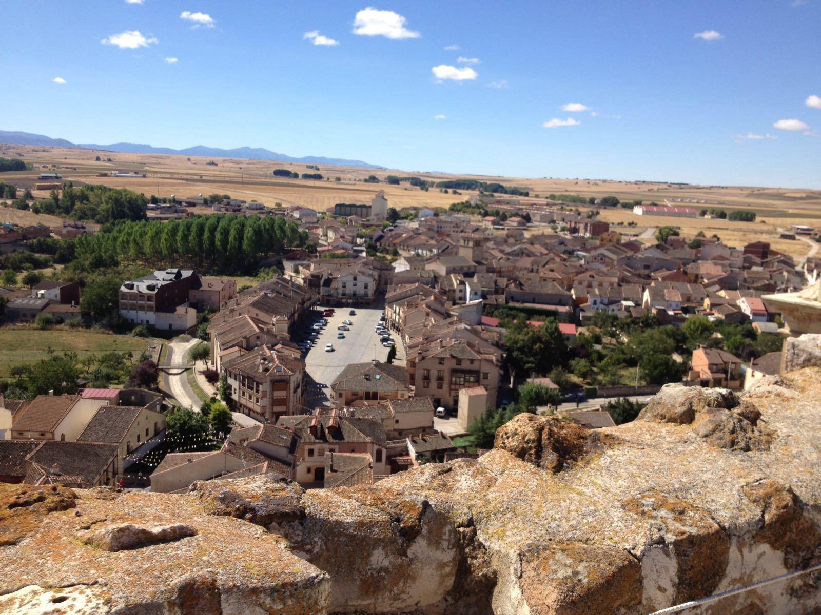 Castillo de Turégano - Visitar Turégano - Visitar Segovia