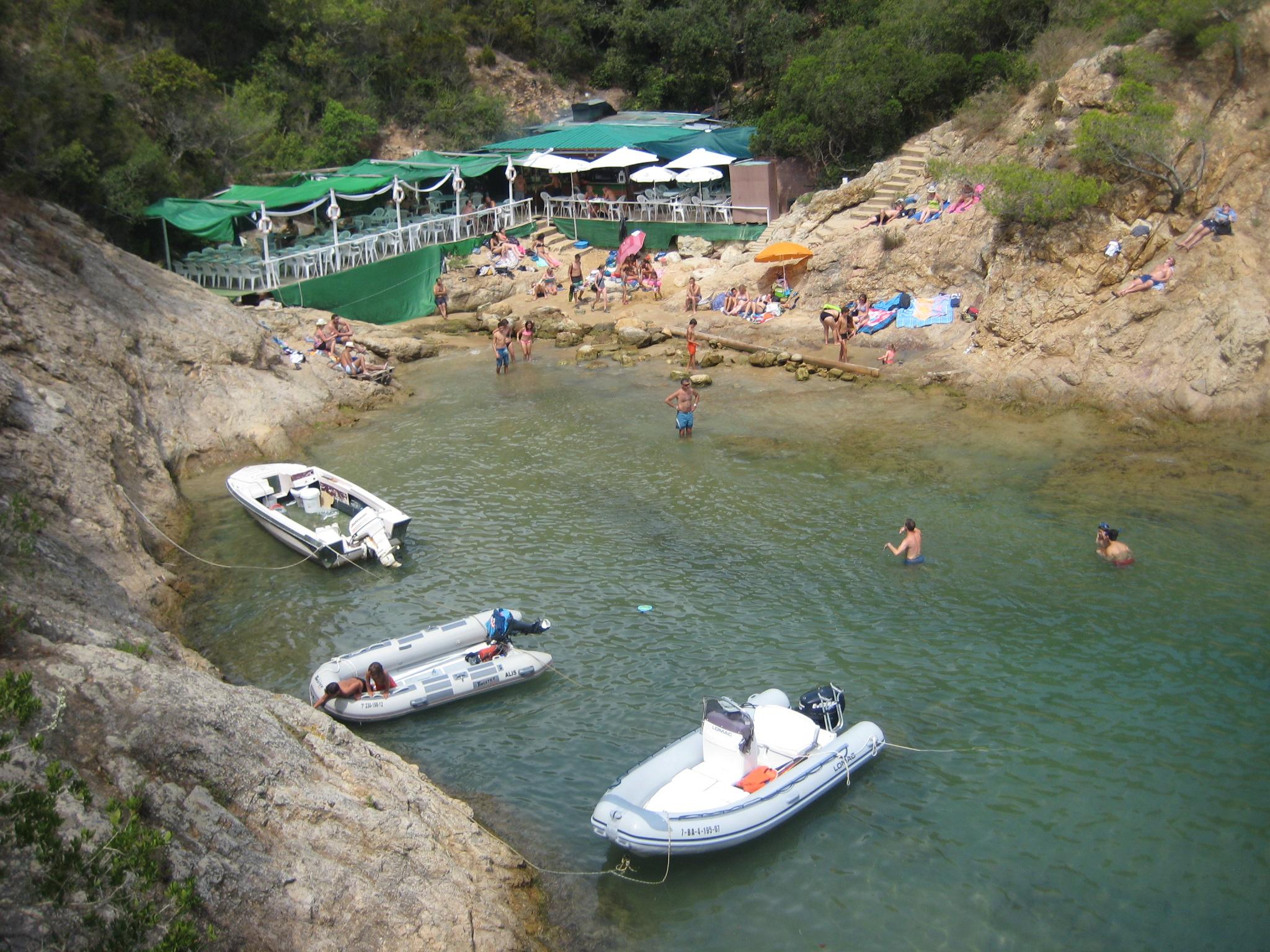 Cala Bona -Tossa de Mar