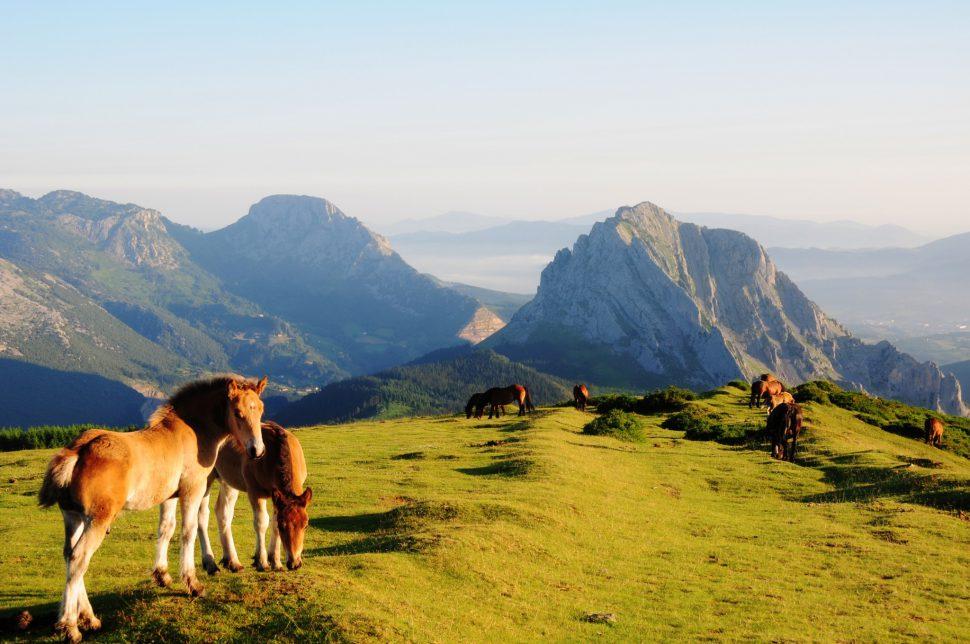 Parque Natural de Urkiola - País Vasco turismo