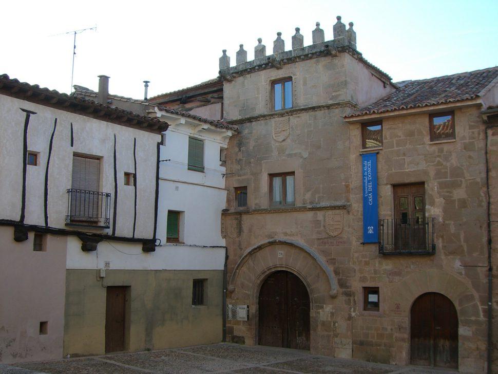 Casa del Doncel - Turismo Sigüenza