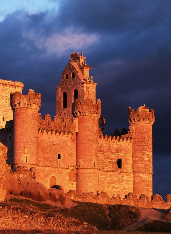 Castillo de Turégano - Ruta de los Castillos de Segovia