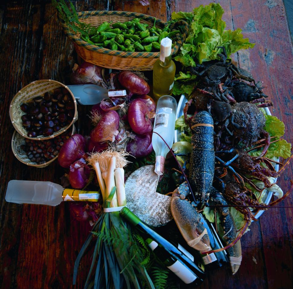 Gastronomía - Cantabria
