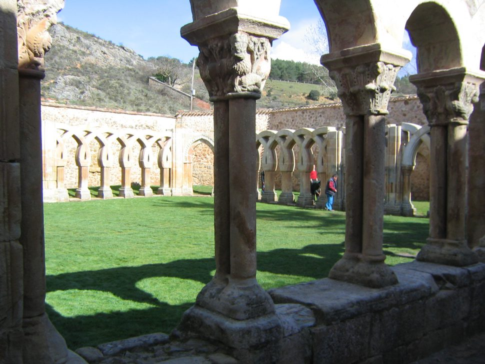 San Juan de Duero - Visitar Soria en otoño