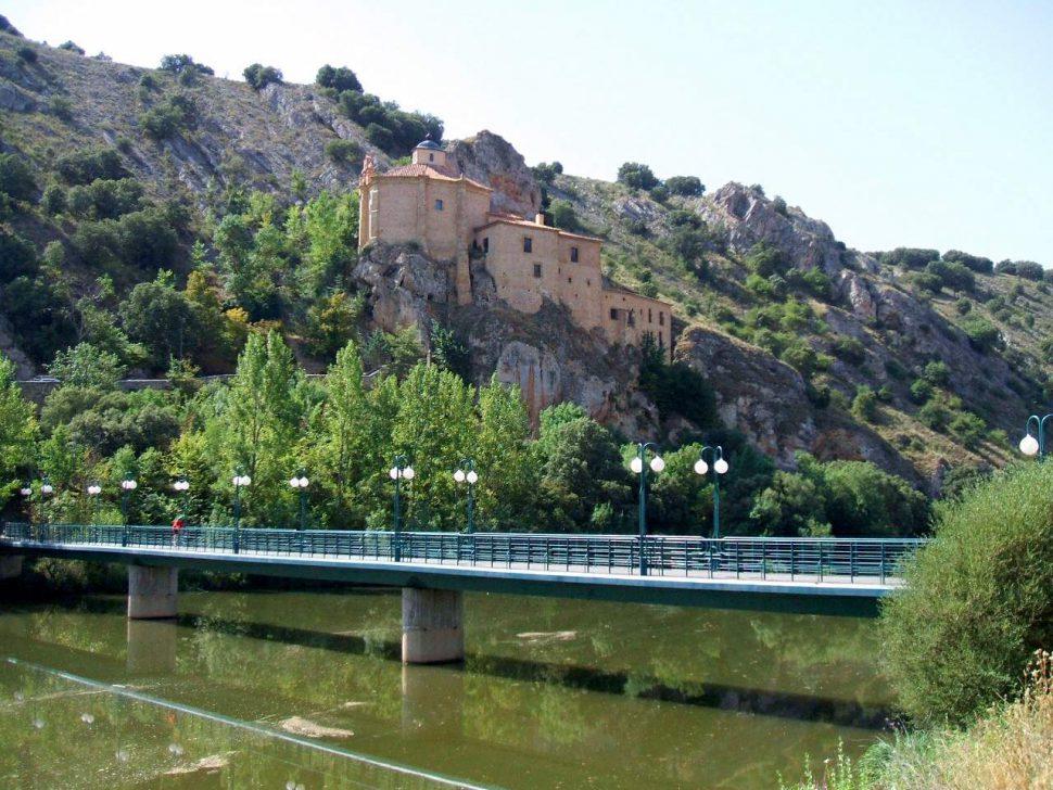 San Saturio Soria - Setas en Soria 2016