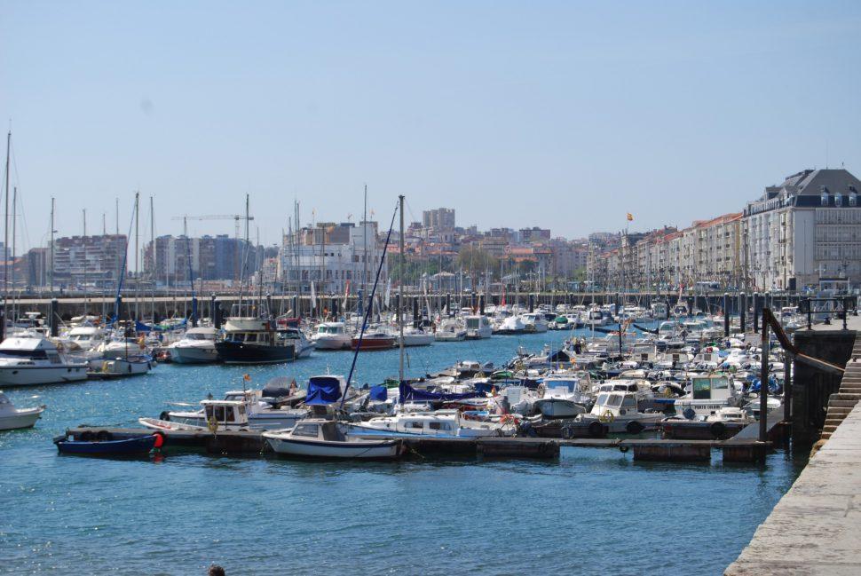 Puerto Chico Santander - Que ver en Santander