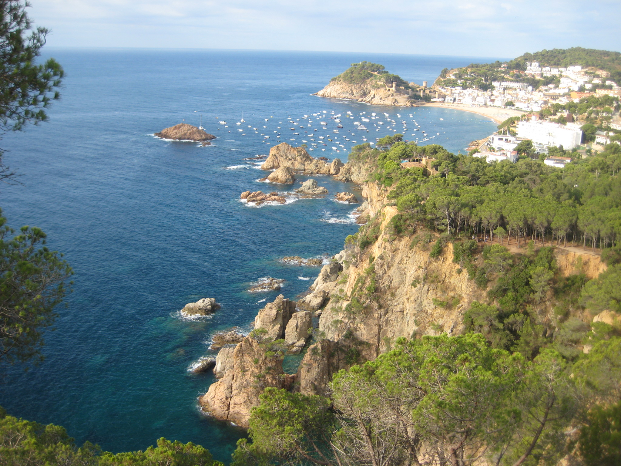 Tossa de Mar-Mirador Sant Jaume