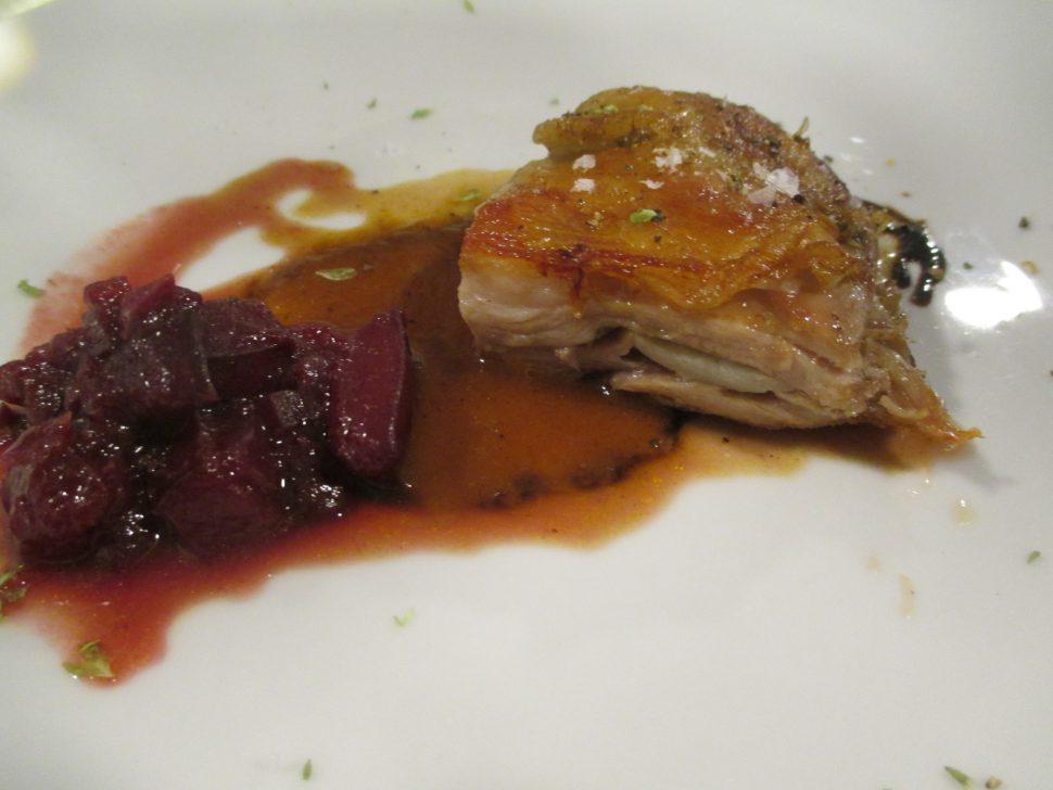 Cordero Lechal extremeño en dos cocciones - Restaurante Honky Tonk Tabern en Monesterio