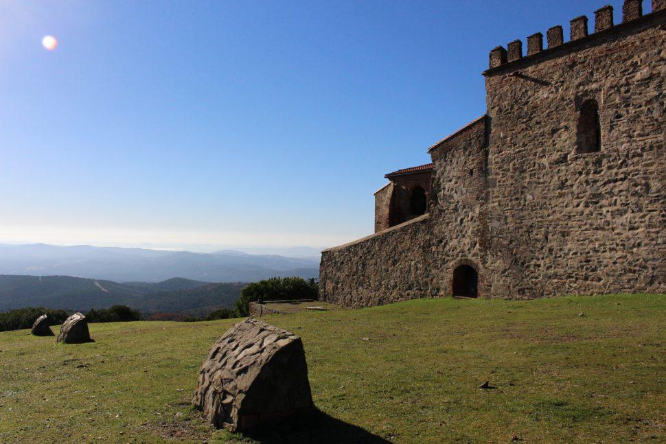 Monasterio de Tentudía - Calera de León - Badajoz