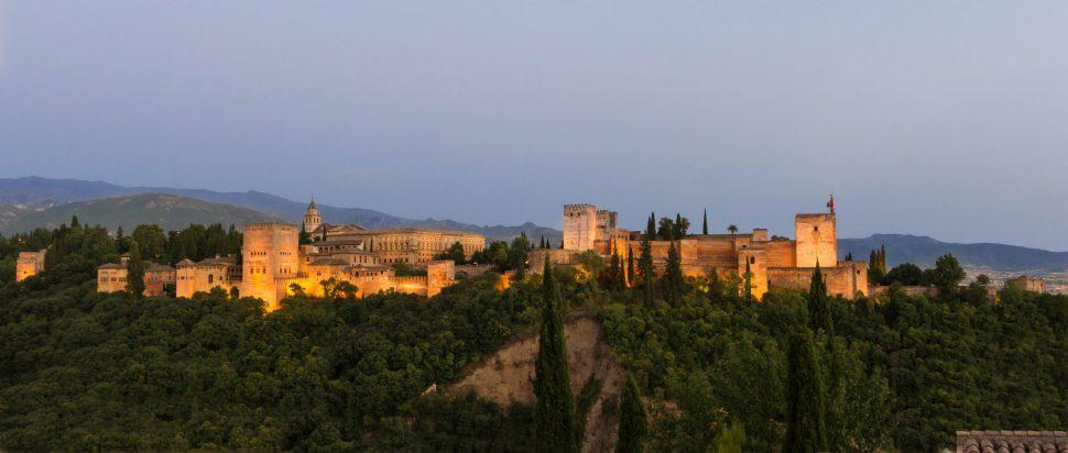 Granada Alhambra - Visitar Granada - Granada que ver