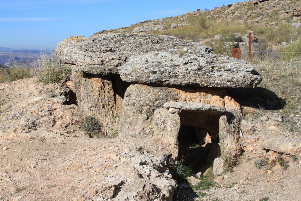 Parque Megalítico de Gorafe - Granada provincia - Granada Turismo