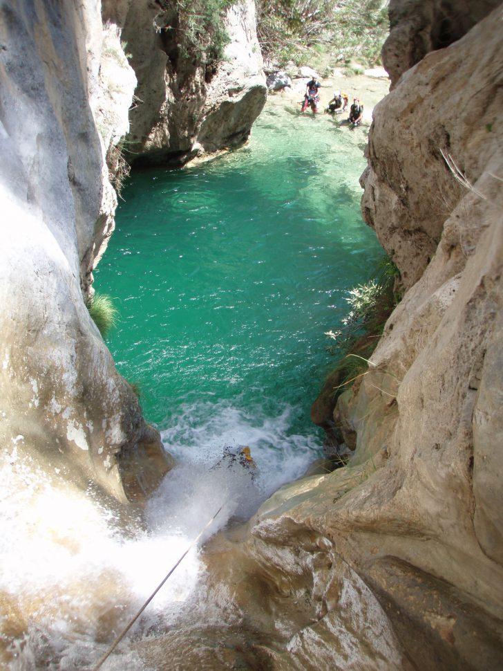 Rio Verde - Granada provincia - Granada turismo