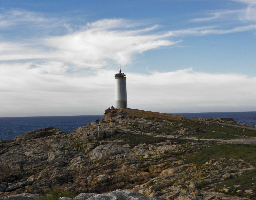 Faro de Roncudo - Ruta de los Faros - Visitar Galicia - Visitar Costa da Morte