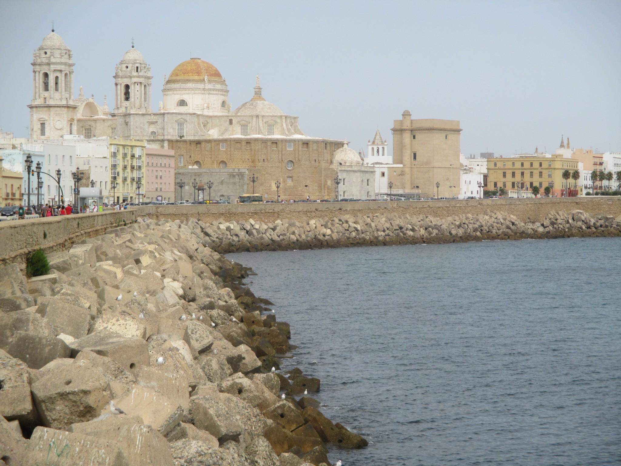 Visitar Cádiz - Cádiz en familia - crucero fluvial