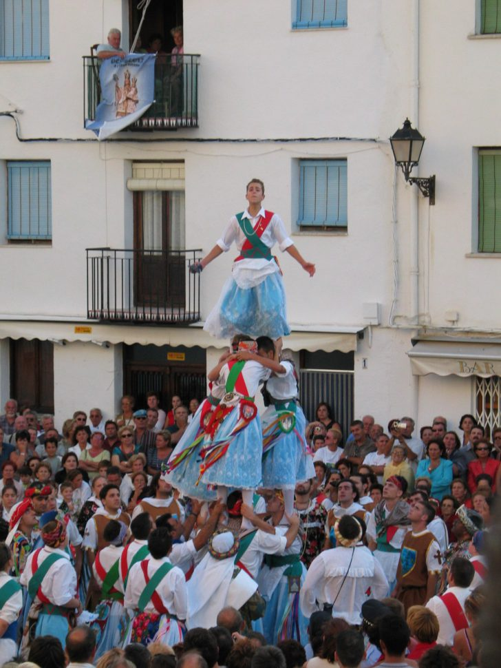 Fiestas en Peñíscola