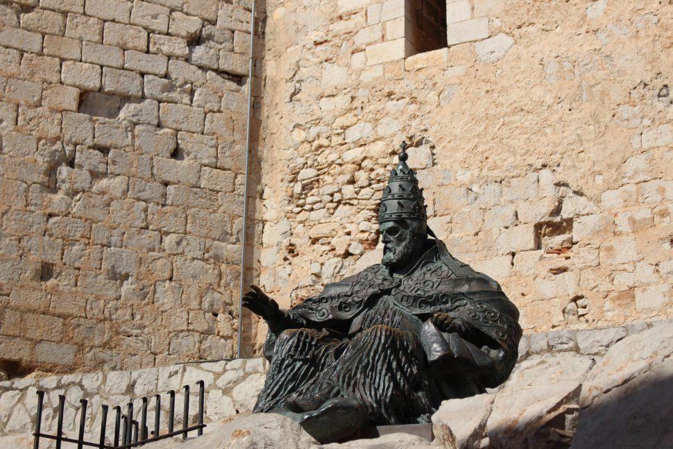 Castillo del Papa Luna - Que ver en Peñiscola - Castellón Turismo